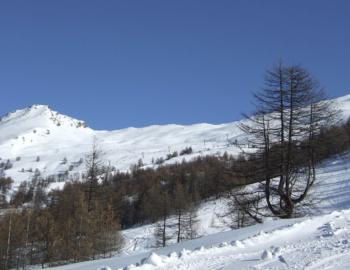 Monte Jafferau Bardonecchia