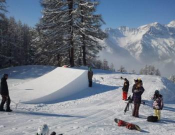 Snowpark Bardonecchia 3