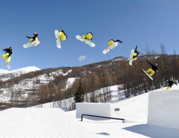 Snowpark Bardonecchia