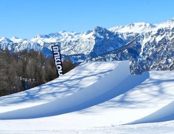 Snowpark Bardonecchia 4